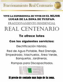 Fraccionamiento Real Centenario