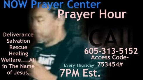 Now Prayer Center Mission