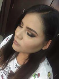 Makeup Diana Tinoco