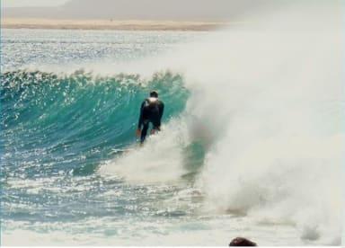 Photo Surf Canary Island