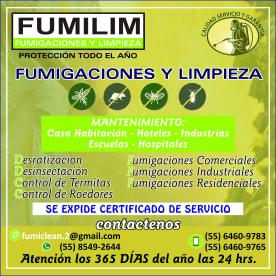 Fumigación Fumilim