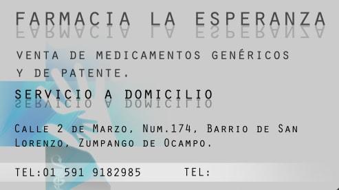 Farmacia La Esperanza