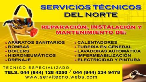 Servicios Técnicos Del Norte