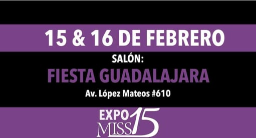 Expo Miss 15