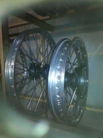Salisbury Motor Cycle Wheel Builders