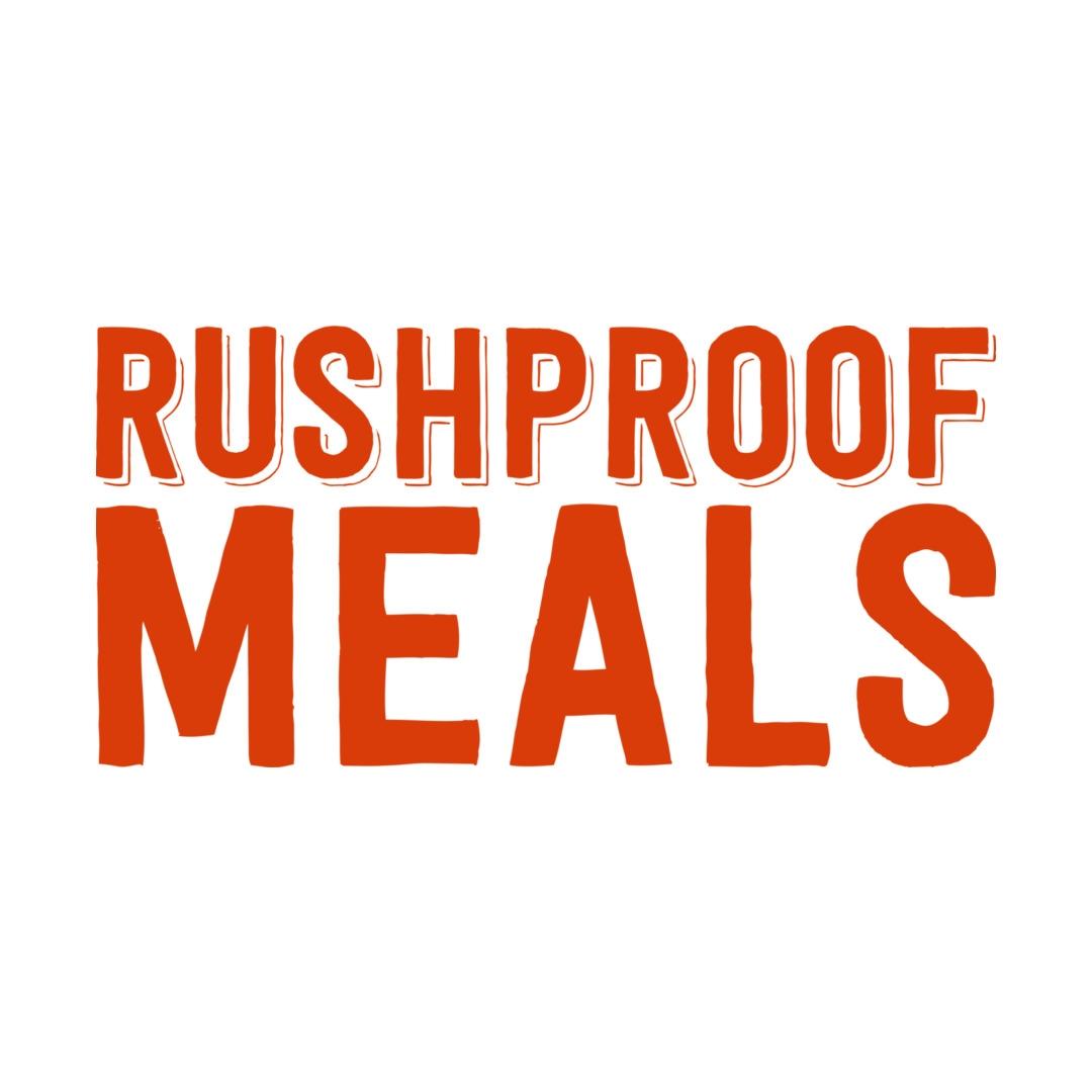 Rushproof Meals