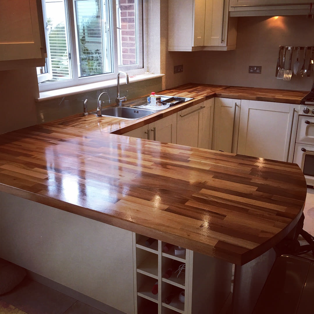 South Yorkshire Work Top Sanding
