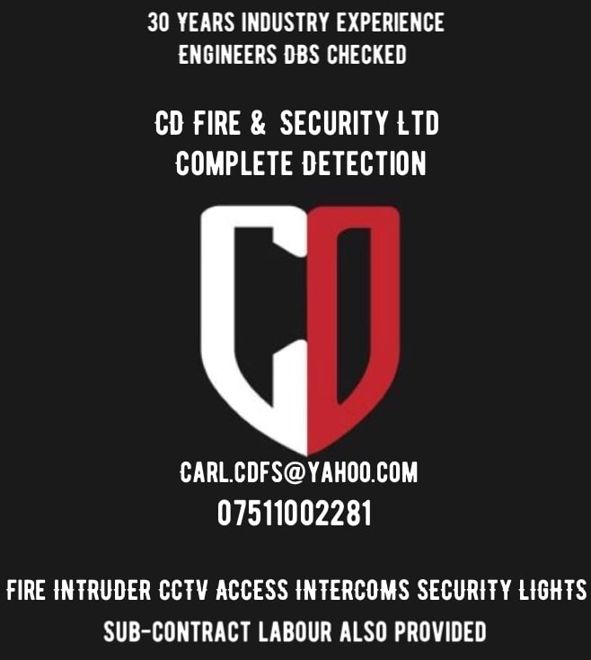 Complete Detection Fire & Security - CDFS Ltd