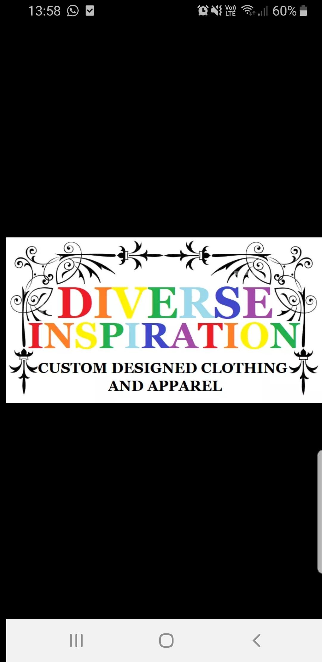 Diverse Inspiration