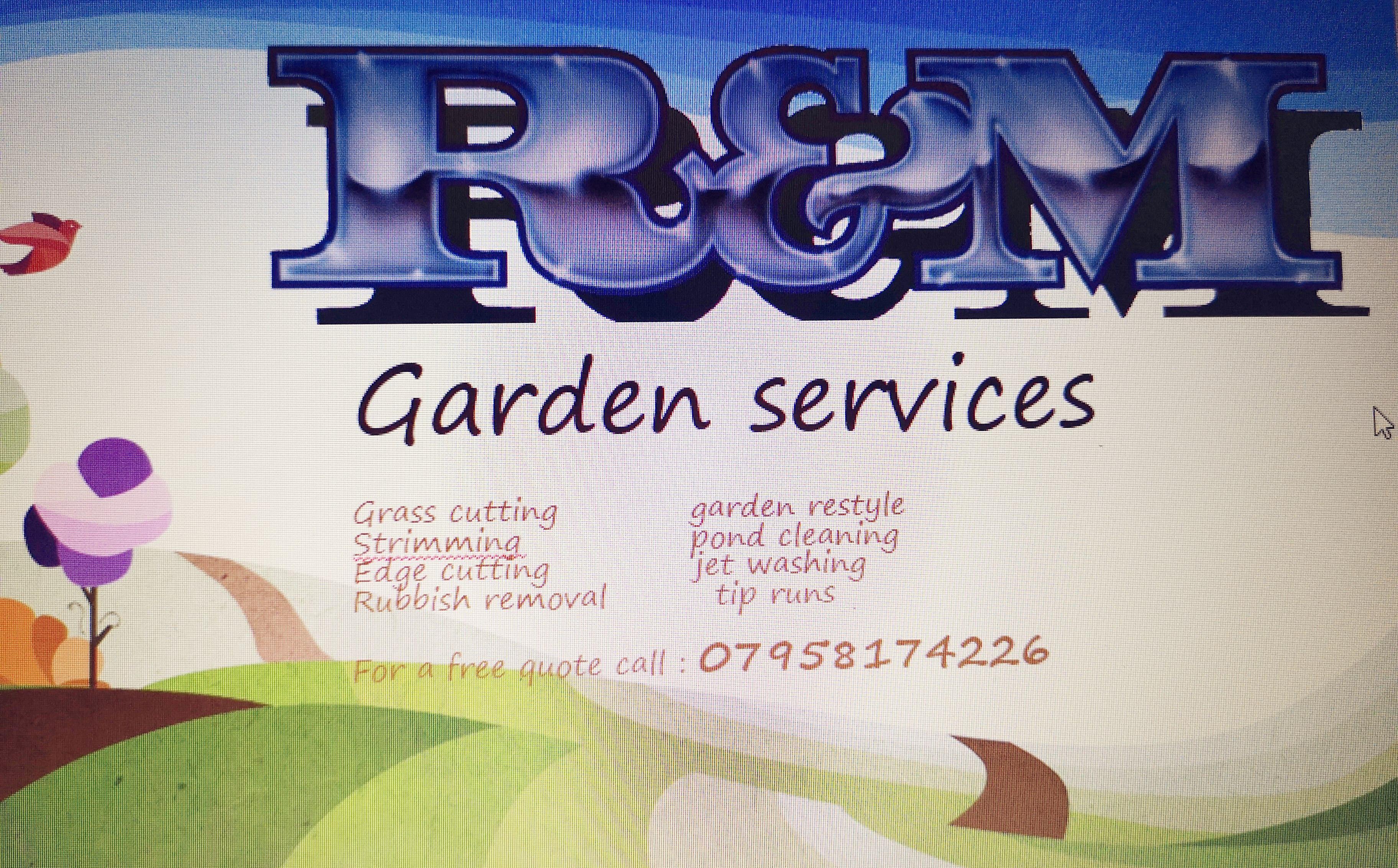 R&M Garden Services