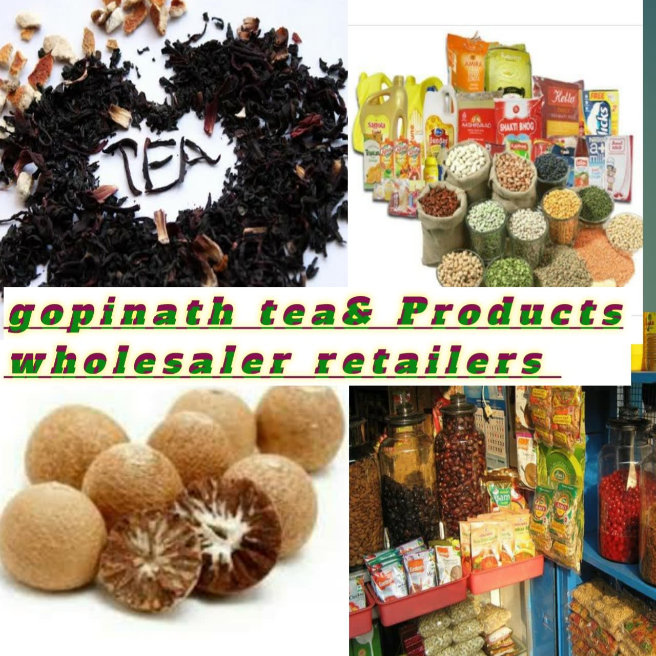 Gopinath tea& Products