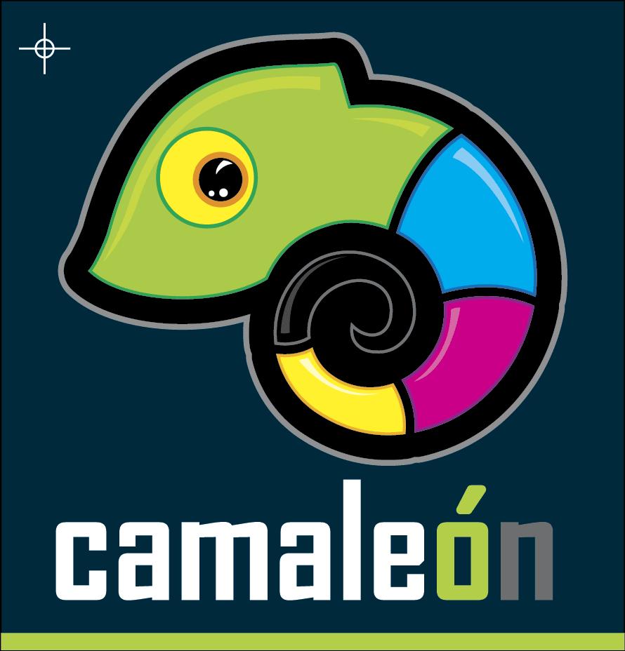Camaleón Diseño Gráfico
