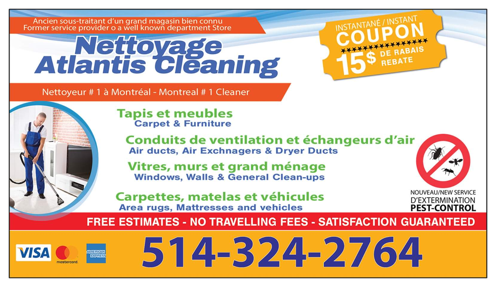 Atlantis Home Cleaning