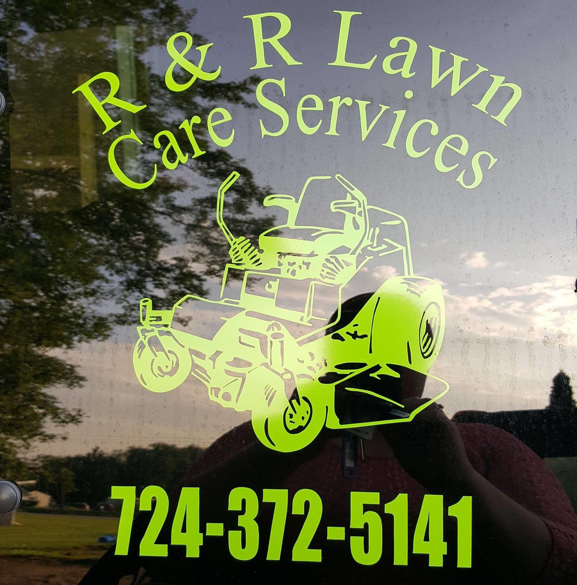 R&R Lawn Care Services