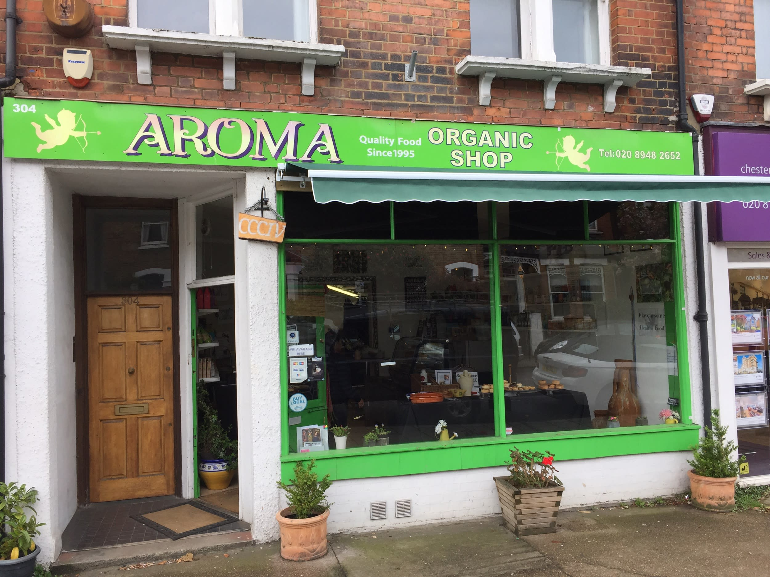 Aroma Organic