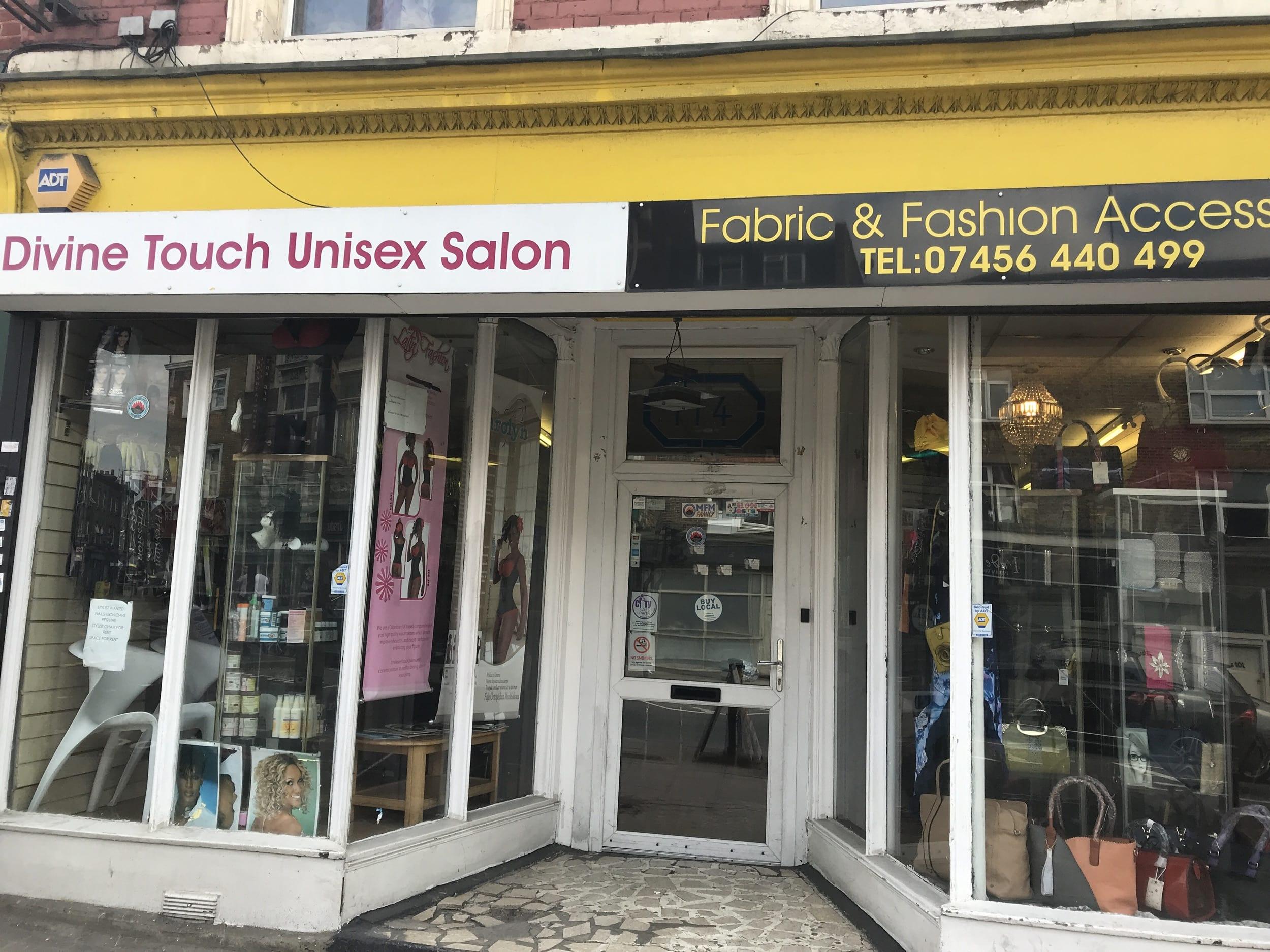 Divine Touch Unisex Salon