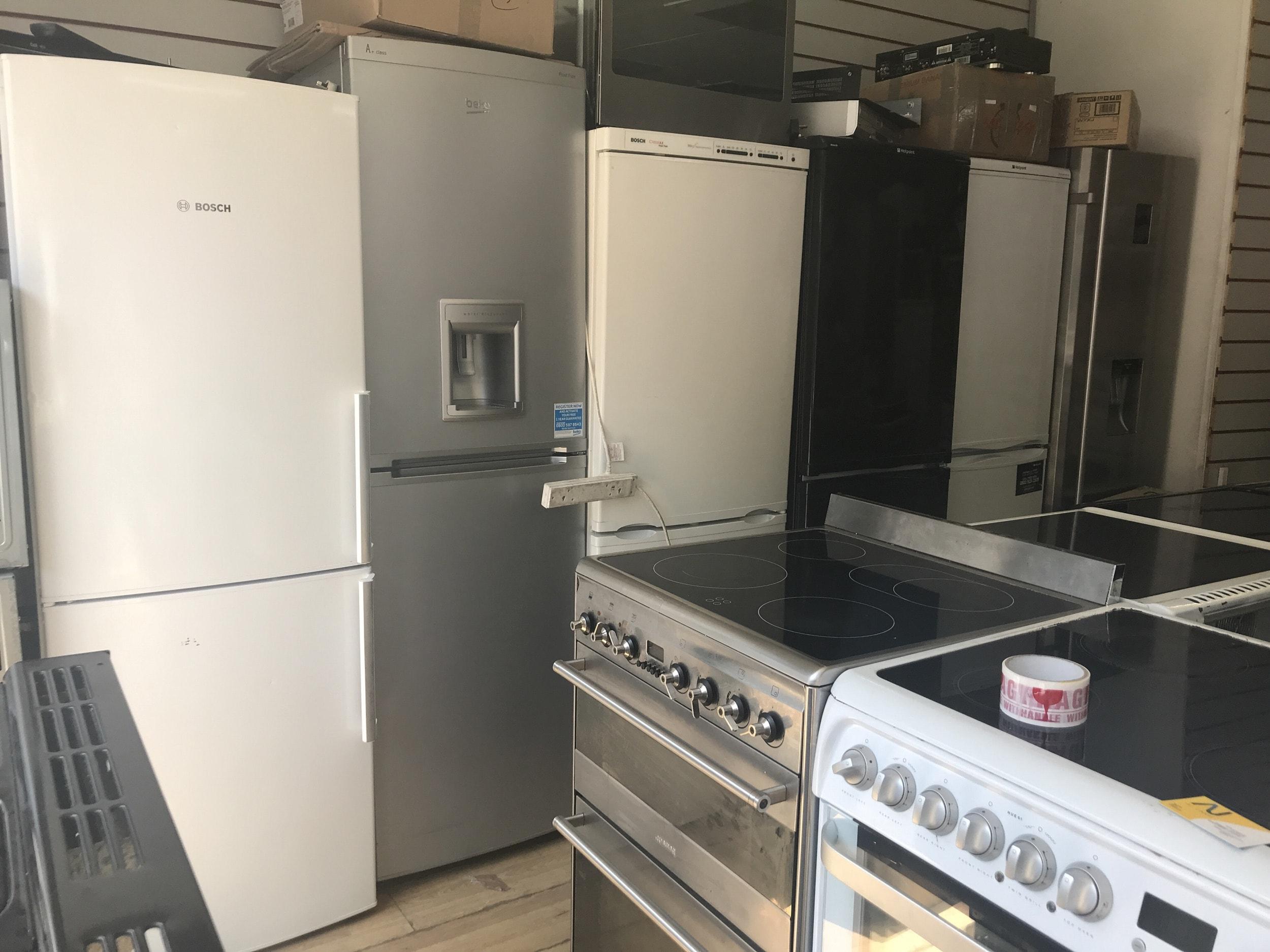 AJ Links Secondhand Appliances