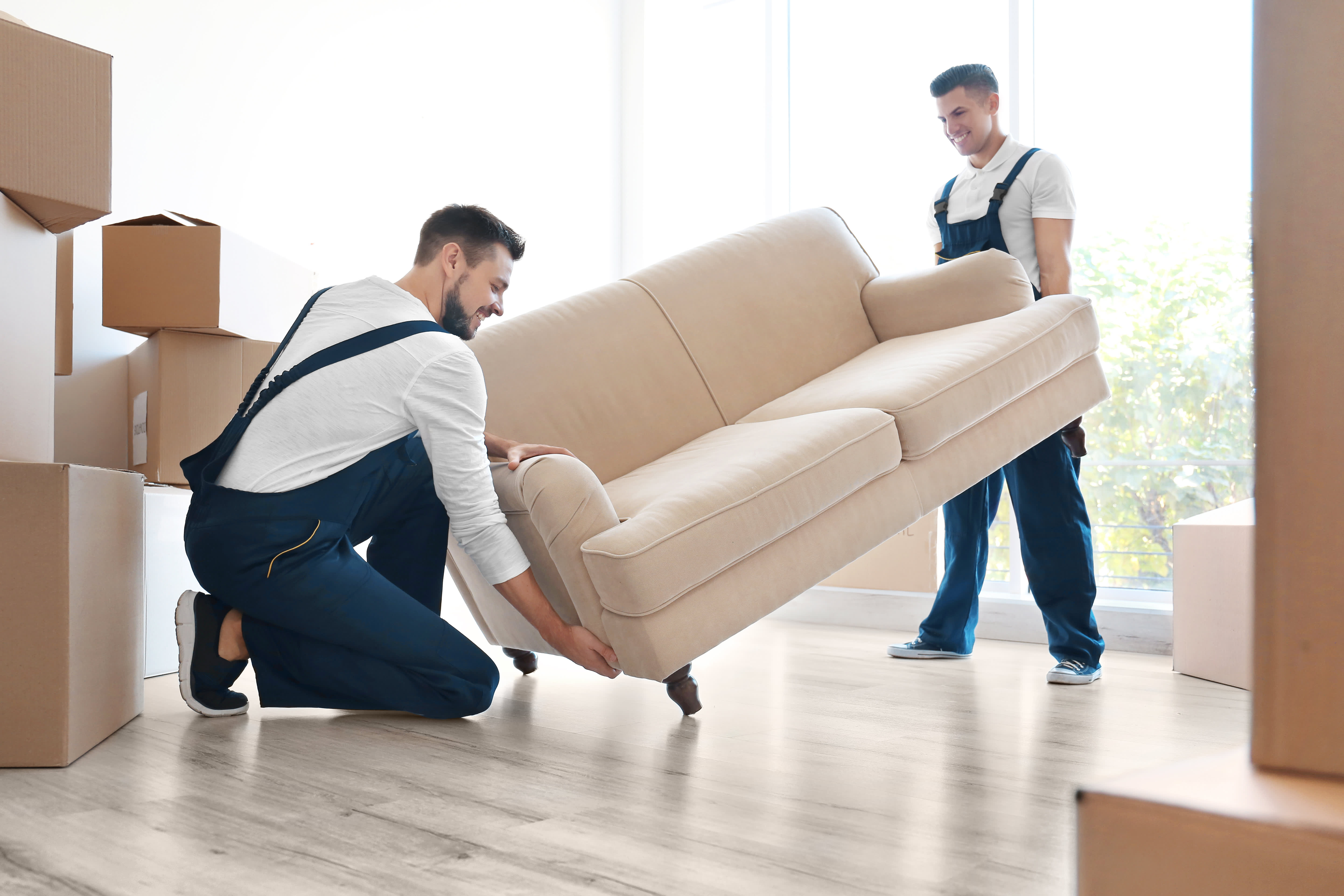 Direct House Moving Company
