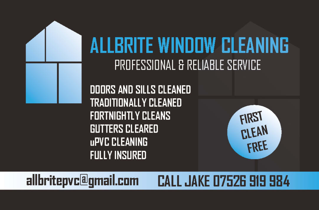 Allbrite Window Cleaning