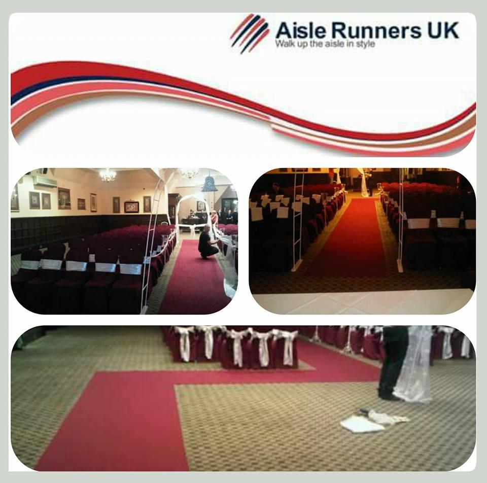 Aisle Runners UK