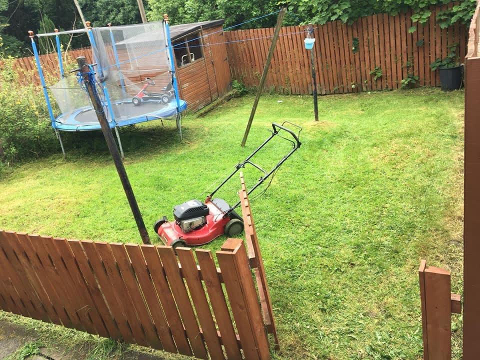 SAS Garden Maintenance