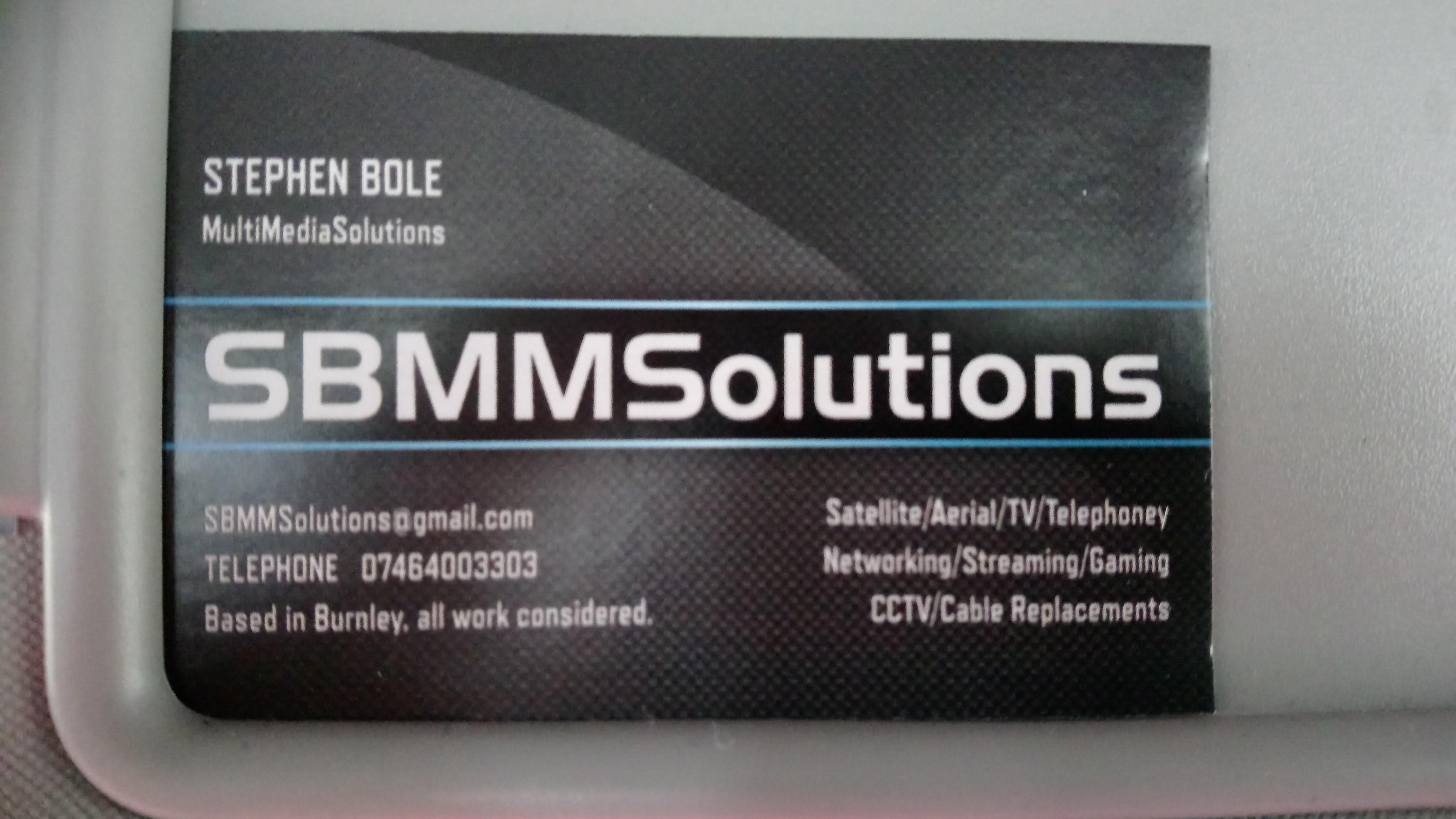 SBMM Solutions