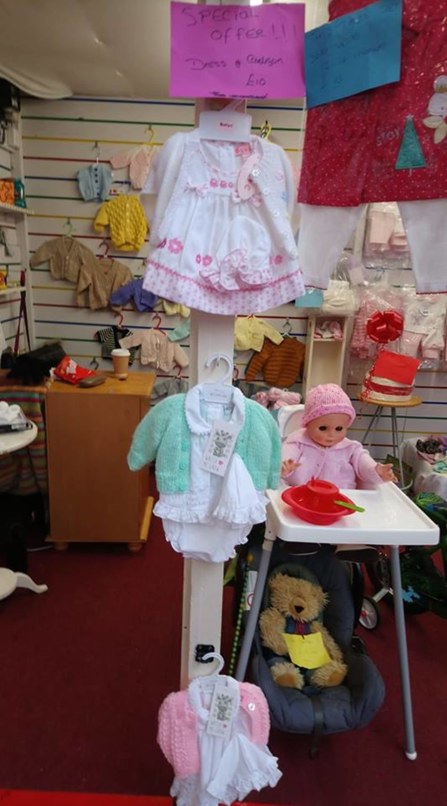 Baby Clothing Store