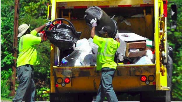 Recycling & Waste Management