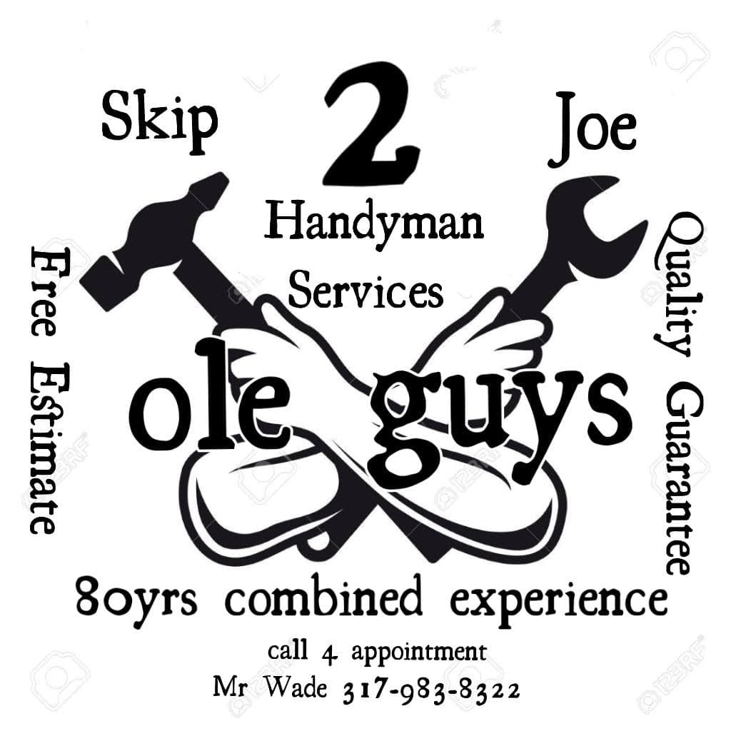 2 Ole Guys Handyman Services