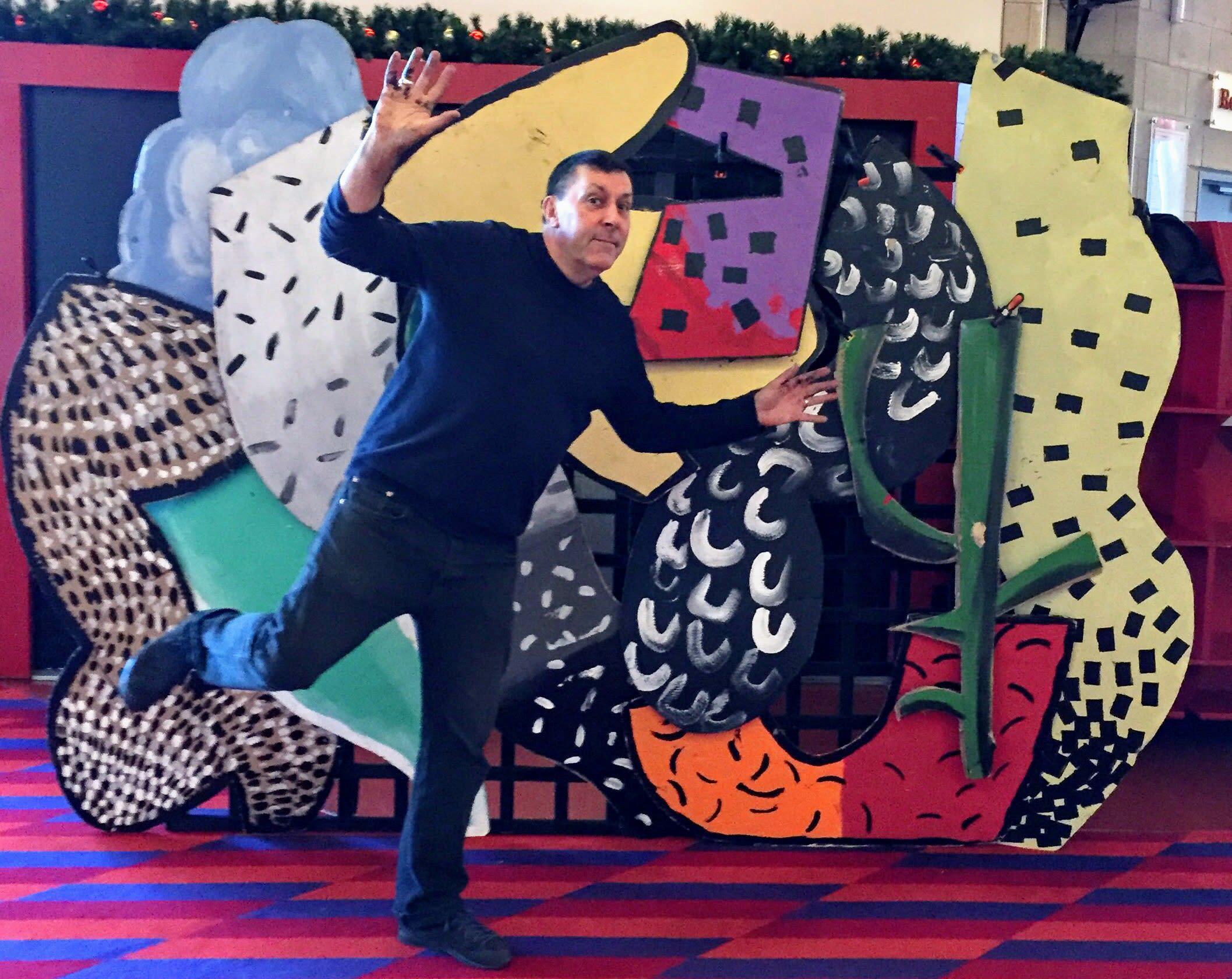 Dave Akehurst Artist