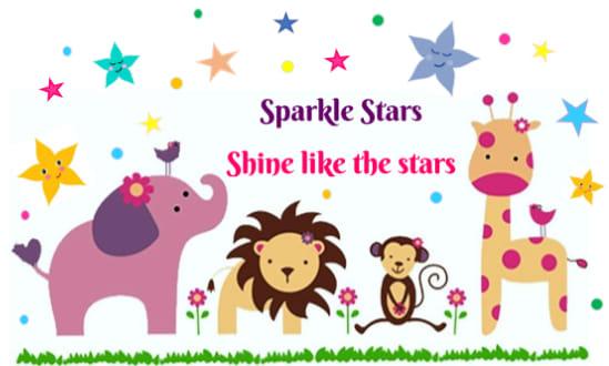Sparkle Stars - Shine like the stars