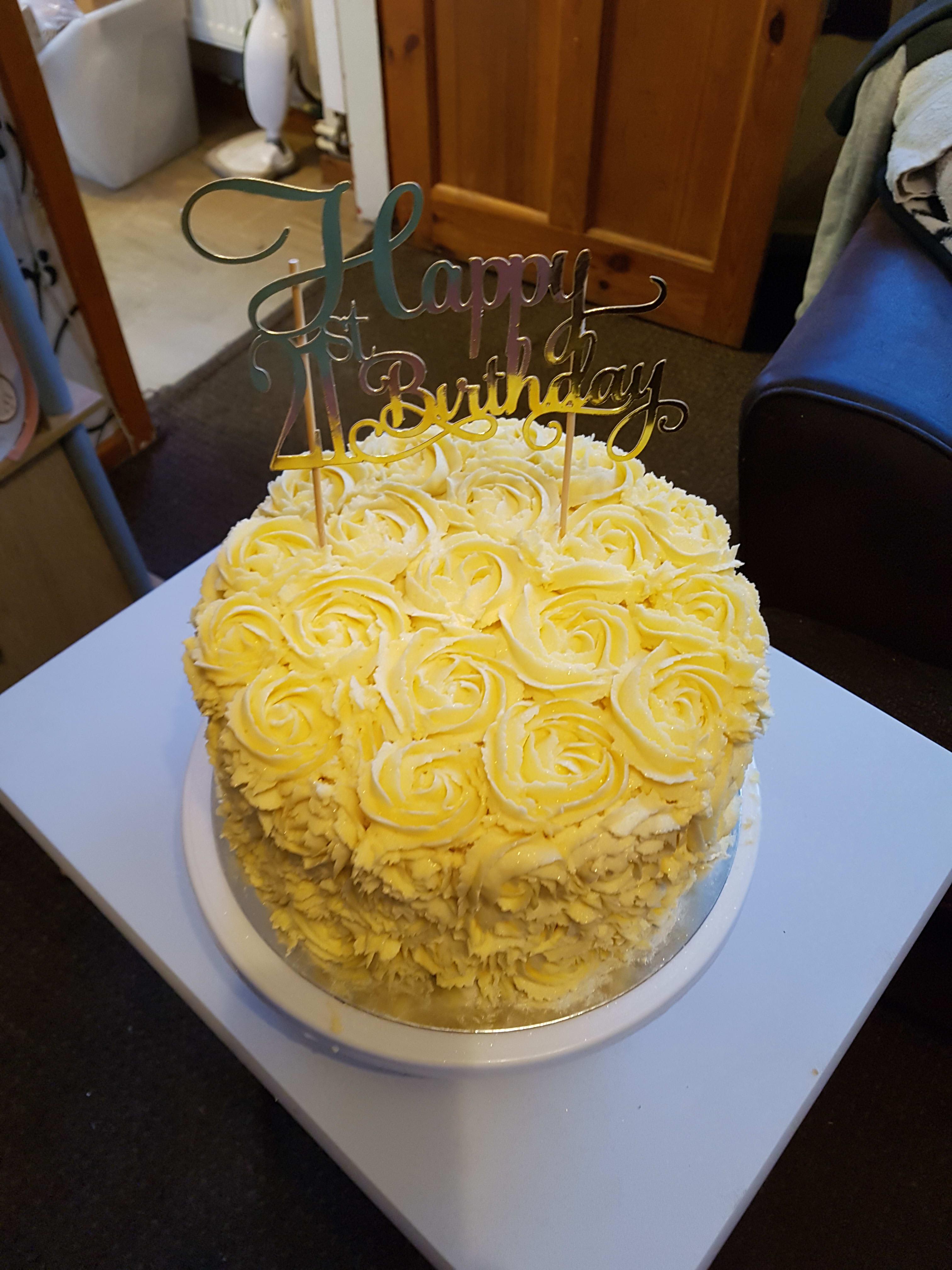 Dachell's Cakes
