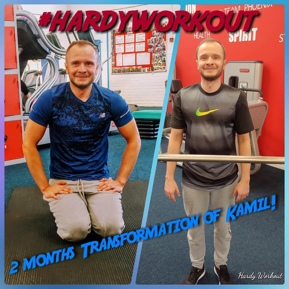 Hardy Workout