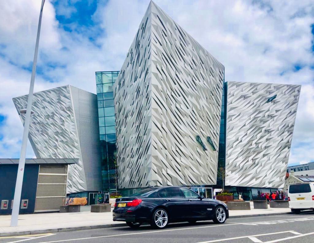 Belfast Chauffeur hire