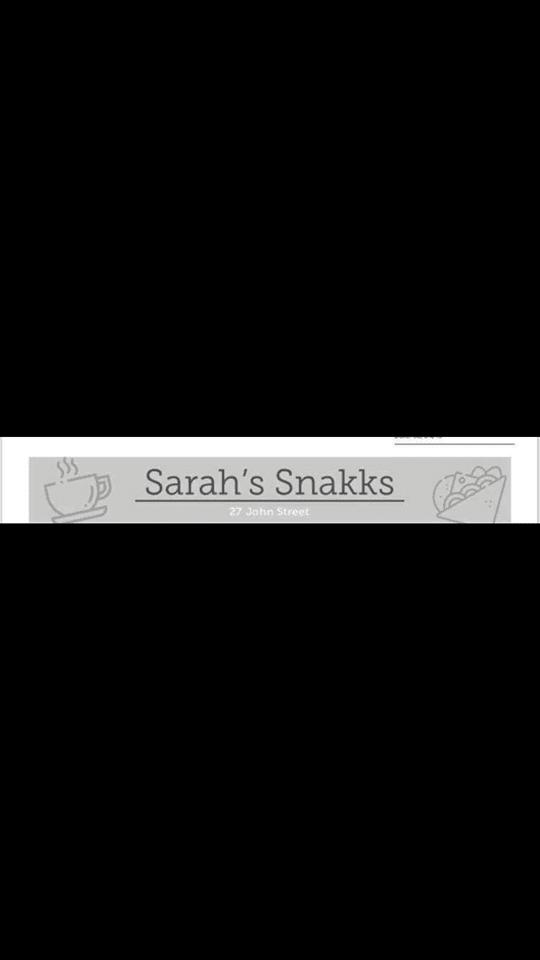 Sarah's Snakks